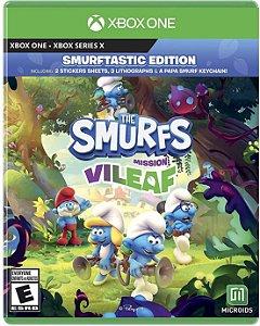 The Smurfs: Mission Vileaf Smurftastic Edition Xbox (US)