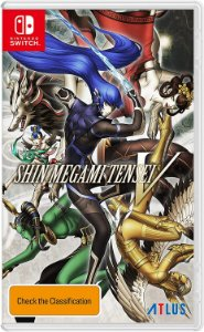 Shin Megami Tensei V Nintendo Switch
