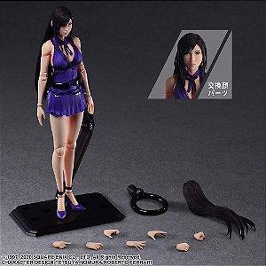 Tifa Lockhart Dress Action Figure Articulado Final Fantasy VII Remake