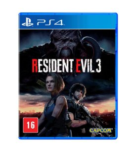 Resident Evil 3 PS4 Remake