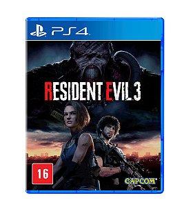 Resident Evil 3 PS4 Remake