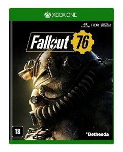Fallout 76 Xbox One Com Chaveiro