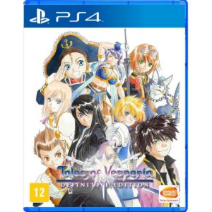 Tales of Verperia Definitive Edition PS4