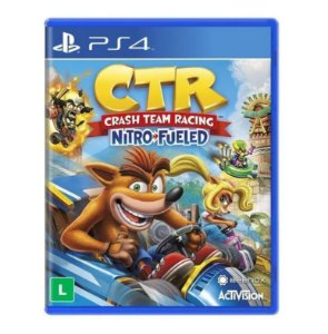 Crash Team Racing Nitro-Fueled PS4 (USADO)