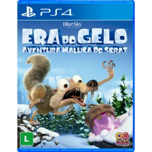 Era do Gelo Aventura Maluca do Scrat PS4
