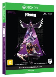 Fortnite Pacotão Fogo Sombrio Xbox One