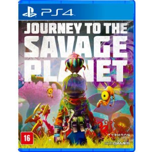 Journey To The Savage Planet PS4