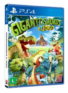 Gigantosaurus O Jogo PS4