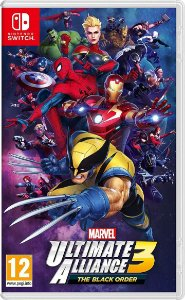 Marvel Ultimate Alliance 3: the Black Order Nintendo Switch (EUR)