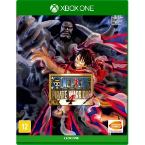 One Piece Pirate Warriors 4 Xbox One