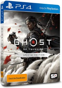 Ghost of Tsushima Special Edition PS4