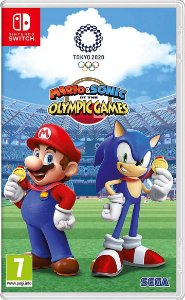 Mario & Sonic at the Olympic Games Tokyo 2020 Nintendo Switch (EUR)