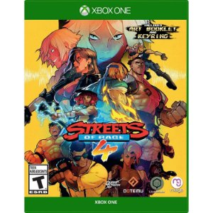 Streets of Rage 4 Xbox One (US)