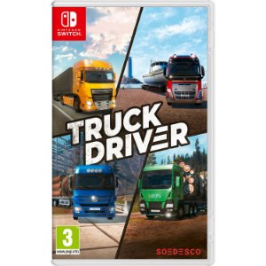 Truck Driver Nintendo Switch (EUR)