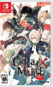 Collar x Malice Nintendo Switch (US)