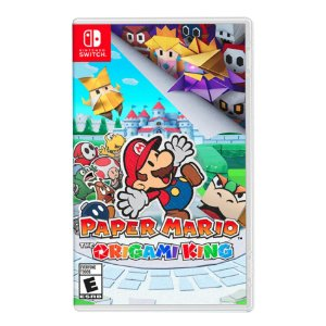 Paper Mario The Origami King Nintendo Switch