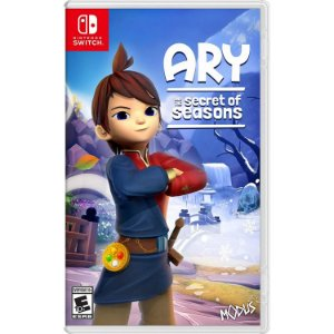 Ary and the Secret of Seasons Nintendo Switch (US)