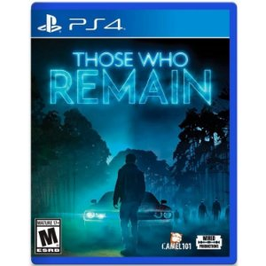 Those Who Remain PS4 (US)