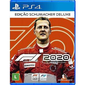 F1 2020 Edição Schumacher Deluxe PS4