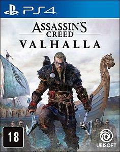 Assassin's Creed Valhalla Edição Limitada PS4