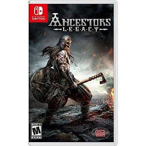 Ancestors Legacy Nintendo Switch
