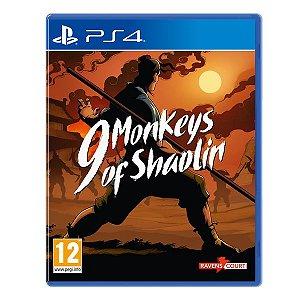 9 Monkeys of Shaolin PS4 (EUR)