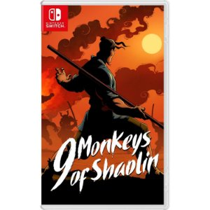 9 Monkeys of Shaolin Nintendo Switch (EUR)