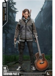 Ellie The Last Survivor Part II CC Toys