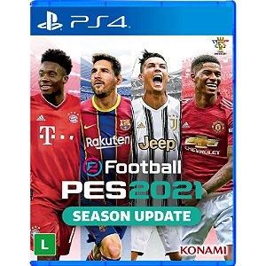 Pro Evolution Soccer eFootball PES 2021 PS4