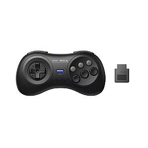 Controle 8Bitdo Sem Fio Bluetooth M30 Com Adaptador