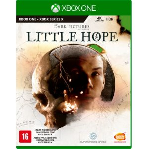 The Dark Pictures Anthology Little Hope Xbox