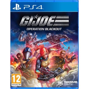 G.I. Joe Operation Blackout PS4 (EUR)