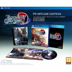 The Legend of Heroes: Trails of Cold Steel IV Frontline Edition PS4 (EUR)