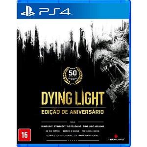 Dying Light Edição de Aniversário PS4
