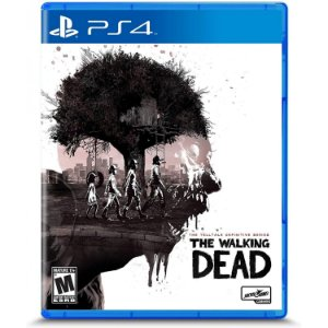 The Walking Dead: The Telltale Definitive Series PS4 (US)