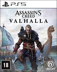 Assassin's Creed Valhalla Edição Limitada PS5