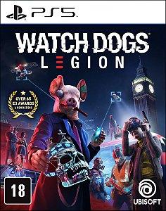 Watch Dogs Legion Edição Limitada PS5