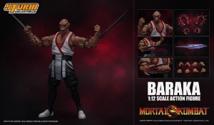 Baraka Action Figure Mortal Kombat Storm Collectibles