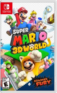 Super Mario 3D World + Bowser's Fury Nintendo Switch (US)