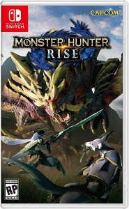 Monster Hunter Rise Nintendo Switch (US)
