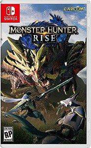 Monster Hunter Rise Nintendo Switch (US)