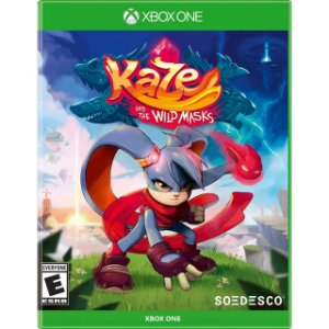 Kaze and the Wild Masks Xbox (US)