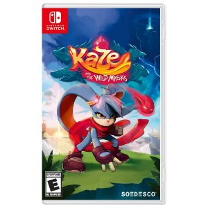 Kaze and the Wild Masks Nintendo Switch (US)