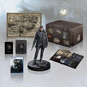 Resident Evil Village Edição de Colecionador