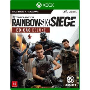 Tom Clancy's Rainbow Six Siege Edição Deluxe Xbox