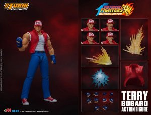Terry Bogard The King of Fighters '98 Storm Collectibles