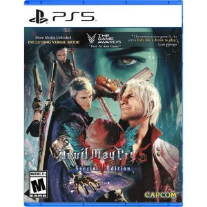 Devil May Cry 5 Special Edition PS5 (EUR)