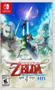 The Legend of Zelda: Skyward Sword HD Nintendo Switch (US)