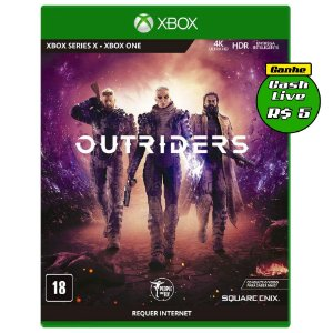 Outriders Xbox