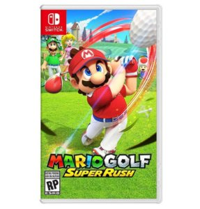Mario Golf: Super Rush Nintendo Switch (US)
